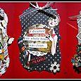 Vintage Tags by Melissa Ferguson