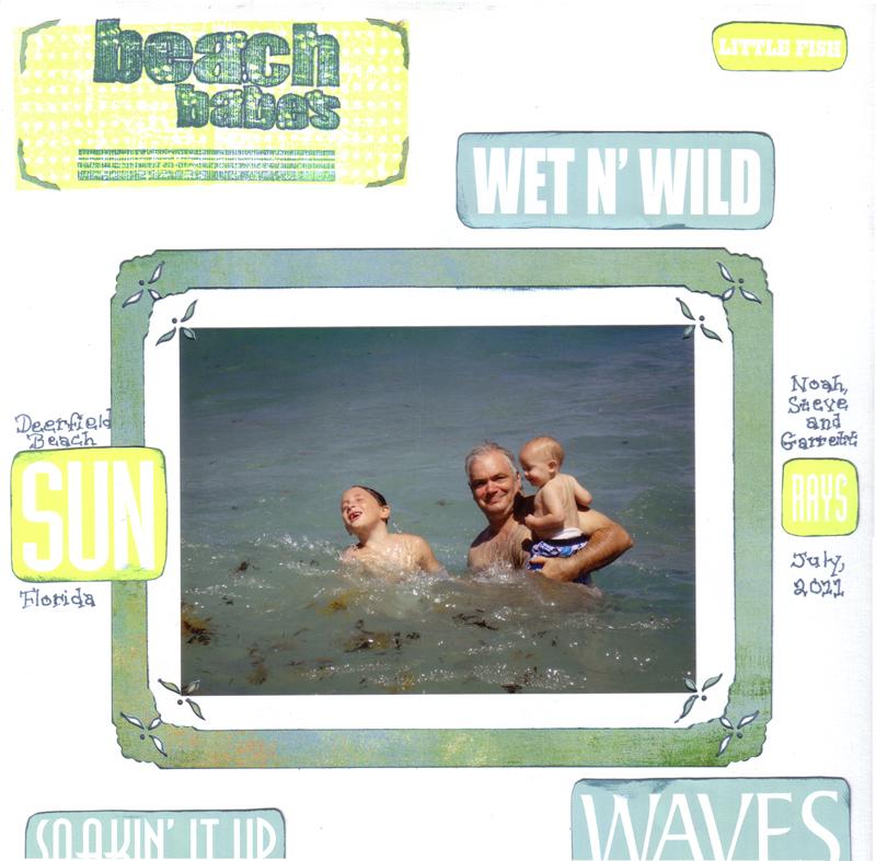 Beach Babes R2