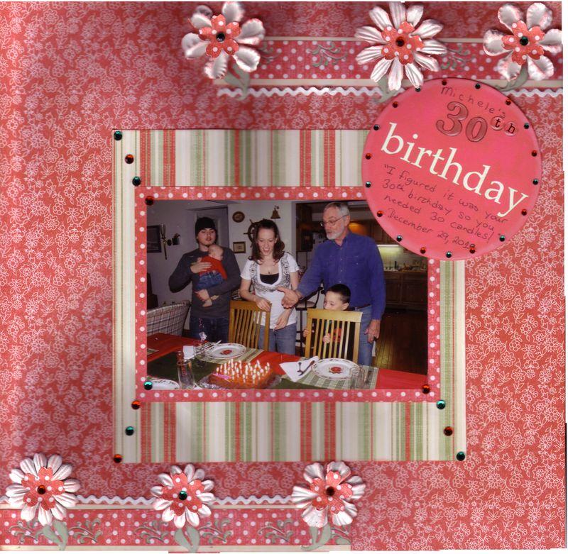 30th Birthday R1