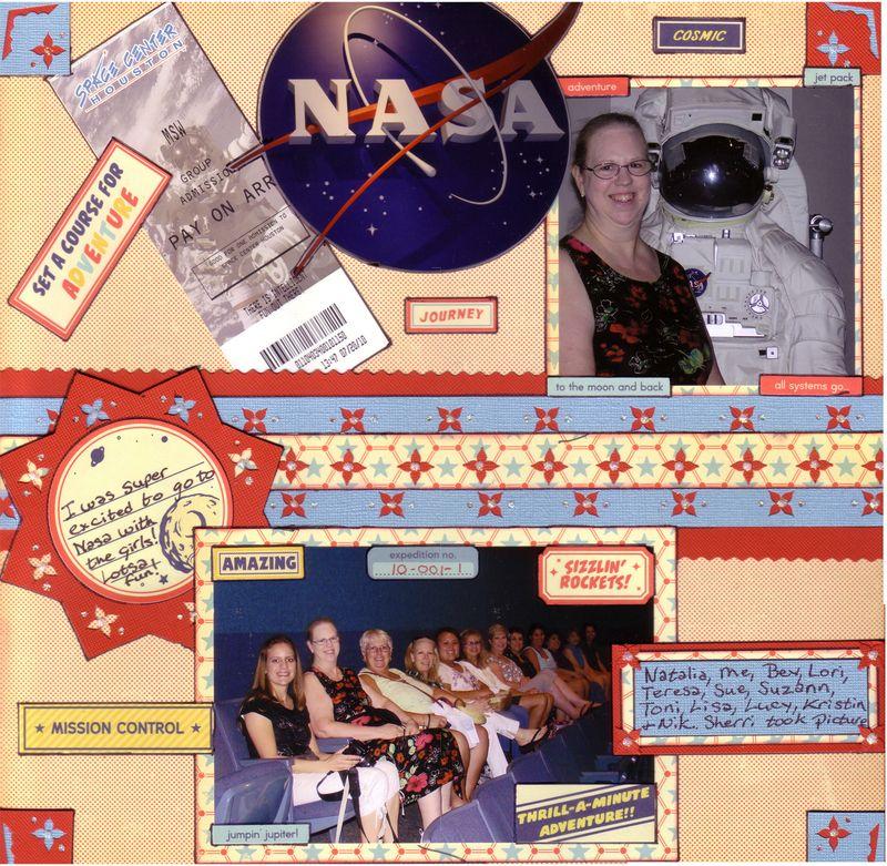 Houston Nasa R1