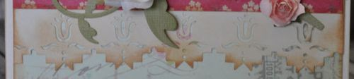 BirthdayCard LaceBoard Closeup