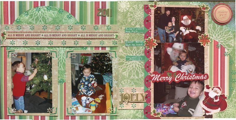 Robert 2011 Christmas - Merged
