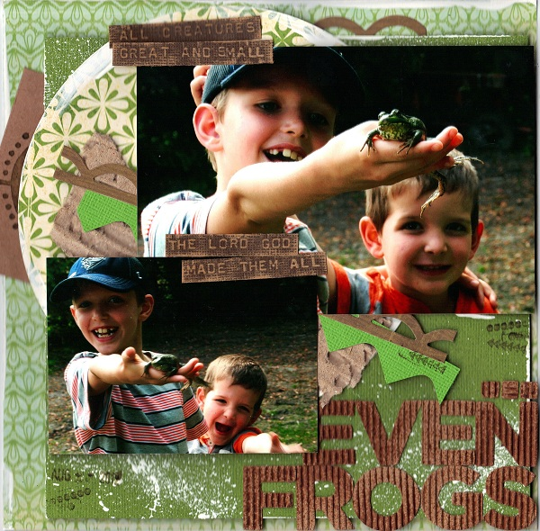 Even Frogs1 by Jazz