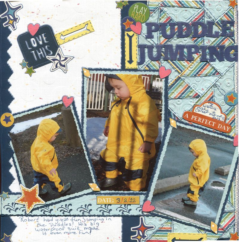 Puddle Jumping R1