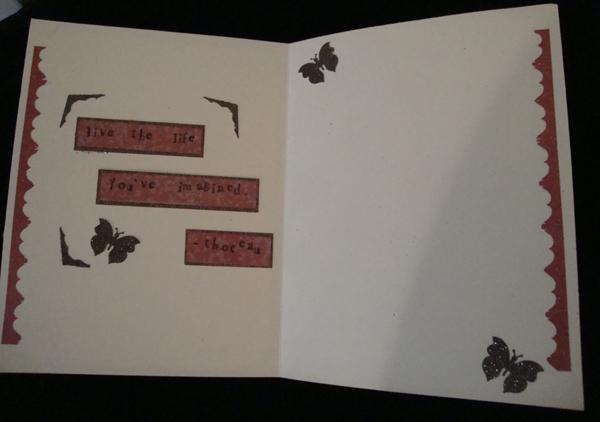 Butterfly Card Inside R