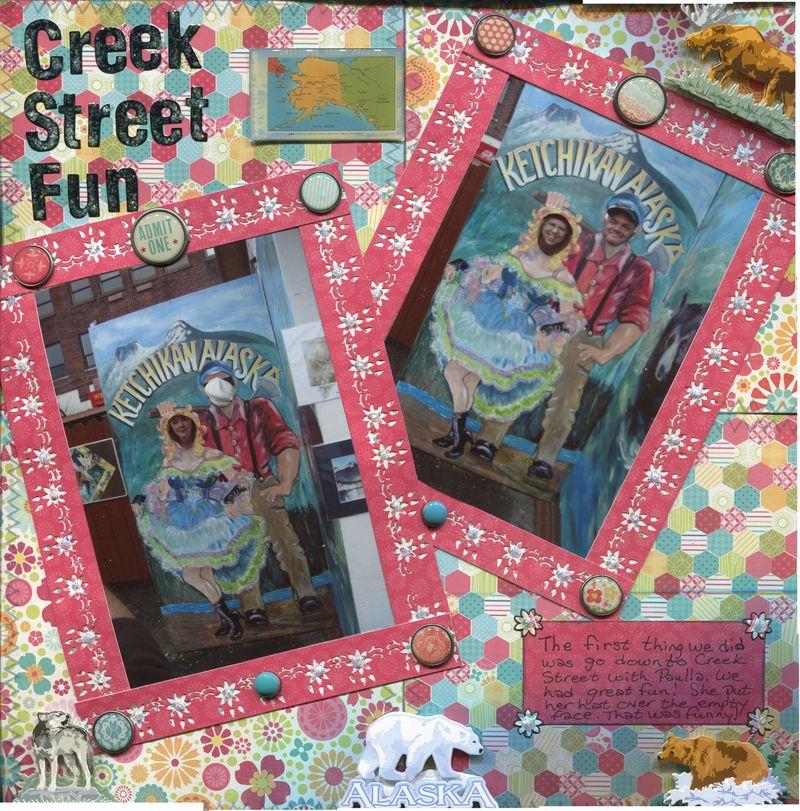 Creek Street Fun R1