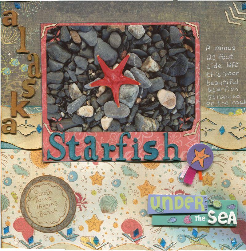 Alaska Starfish R1