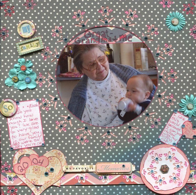 Great Grandma & Me R1