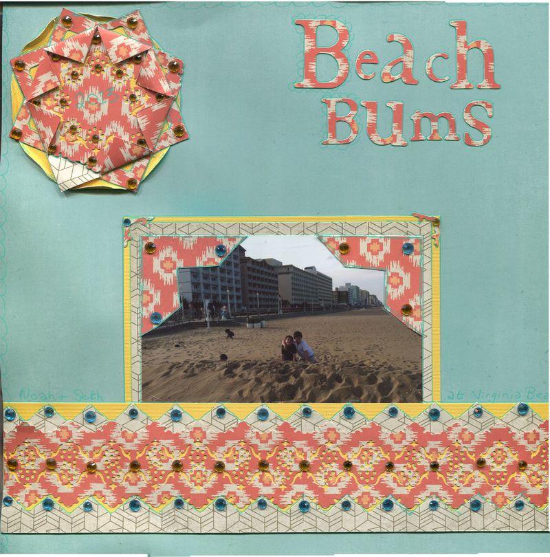 Beach Bums R1