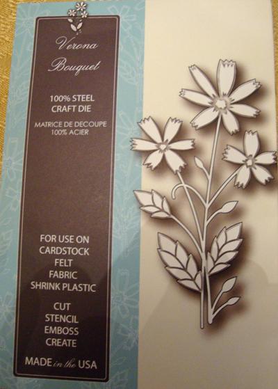 Verona Bouquet Die