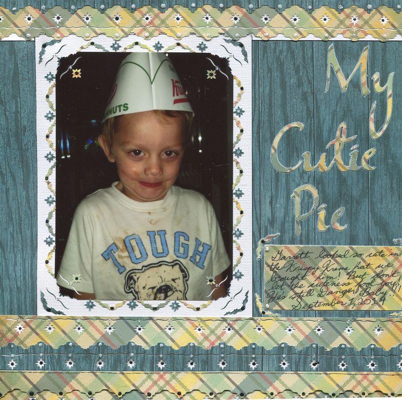 My Cutie Pie R1