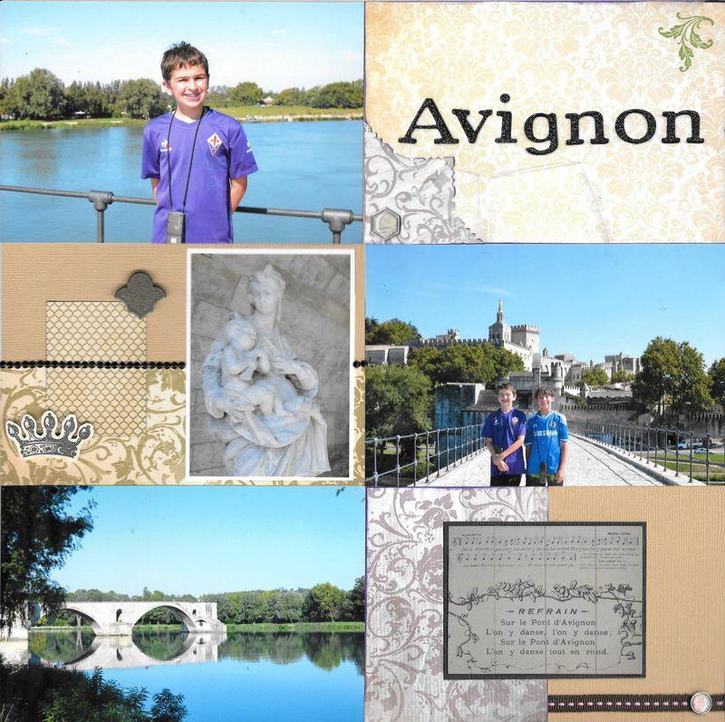 Avignon bridge 1