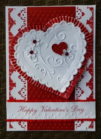 Card JI Valentine