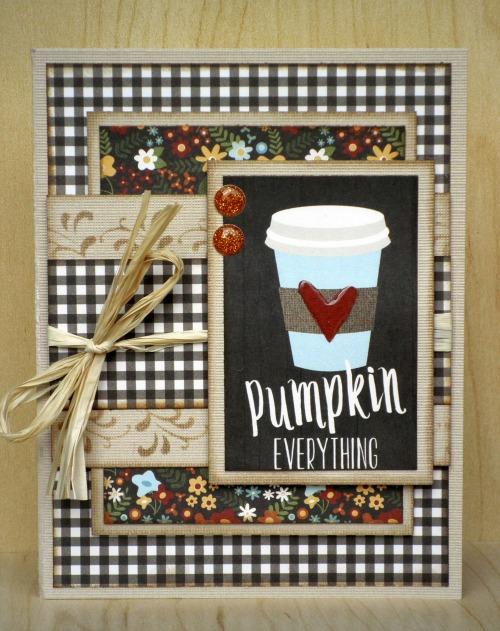 Pumpkin Everything 2 by Laura C 2016 JIK