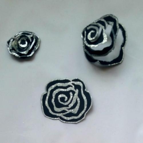 Spiral Rose Card (2)