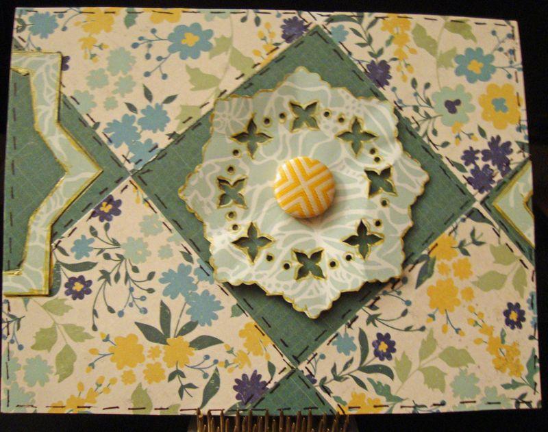 Flower Card JI-K 6-16 Project