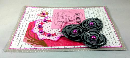Spiral Rose Card (6)