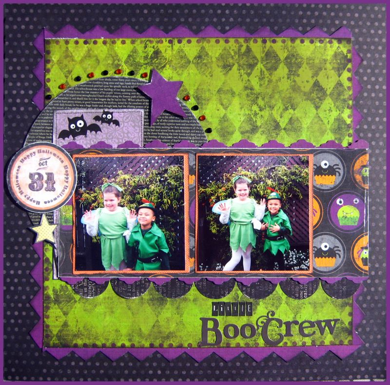 Boo Crew by Melissa