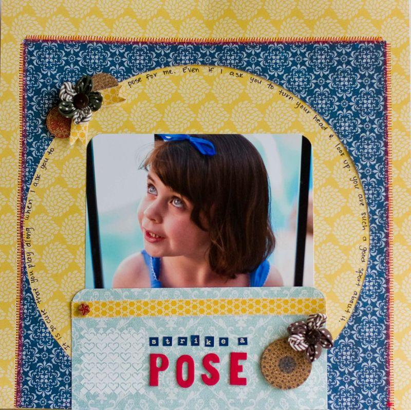 Strike a Pose by Rebecca Keppel