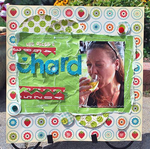 Chard by Ellen Sosnoski