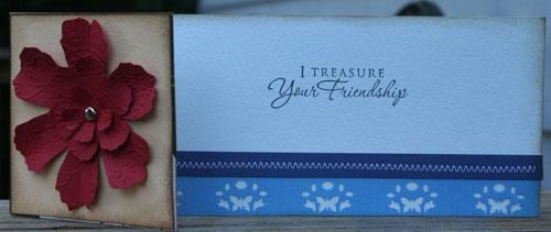 Friendship Card by Stephanie Ackerman