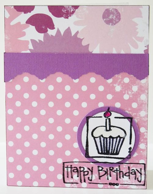 Happy Birthday by Deb Long