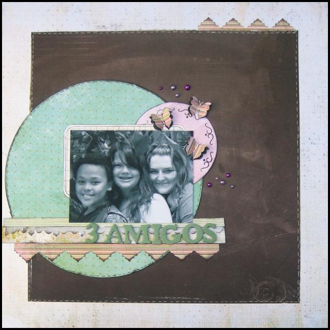 3 Amigos by Melissa Ferguson
