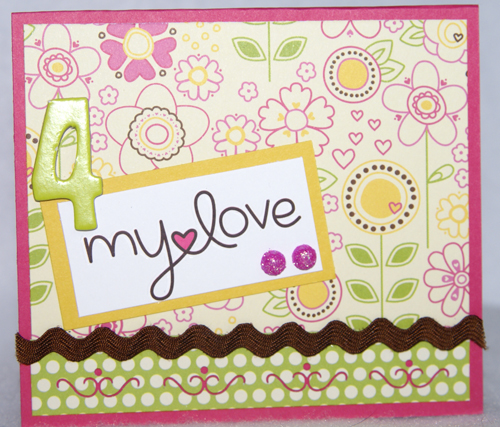 My Love by Stacy Rodriguez