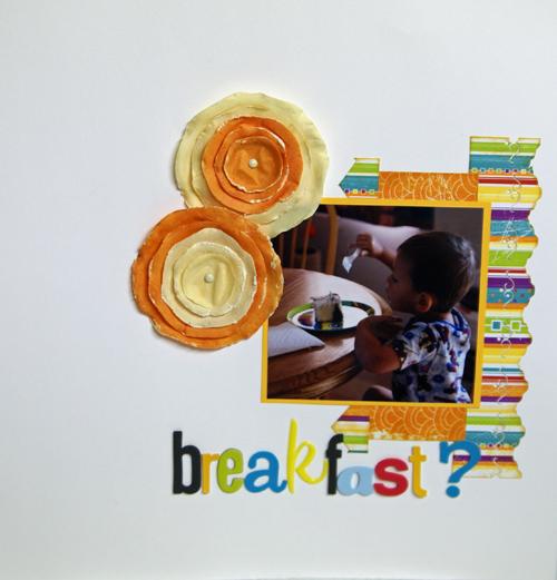 Breakfast? by Stacy Rodriguez