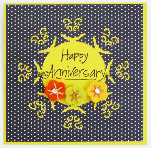 Happy Anniversary by Deb Long