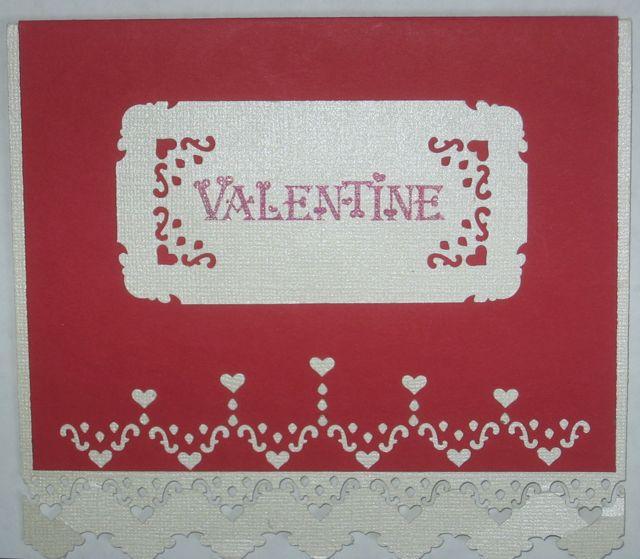 905 - Valentine Card