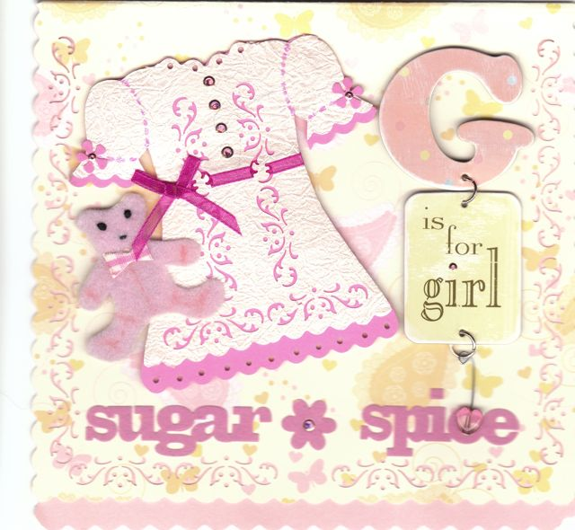 802 - Sugar and Spice